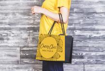Curvy Chic Boutique Concept Logo
