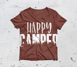 iCampIndiana T-Shirt Design